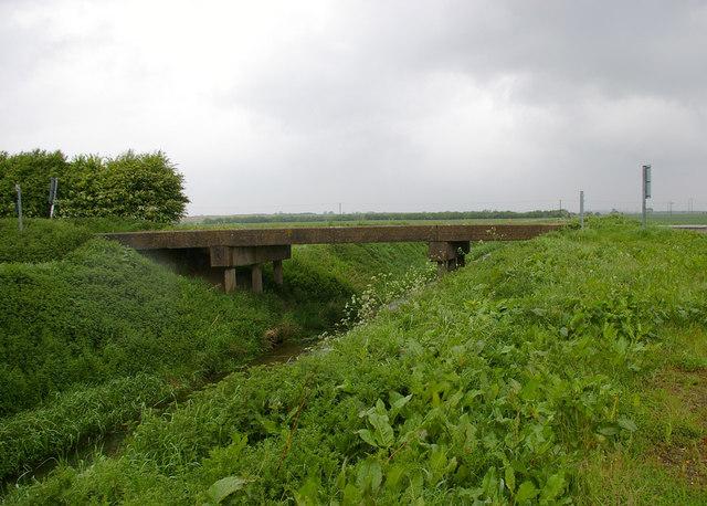 Carr Lane Bridge