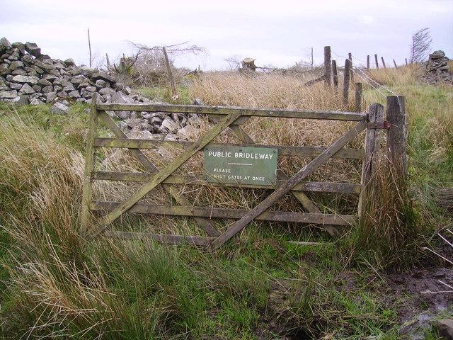 Gate Browside Plantation