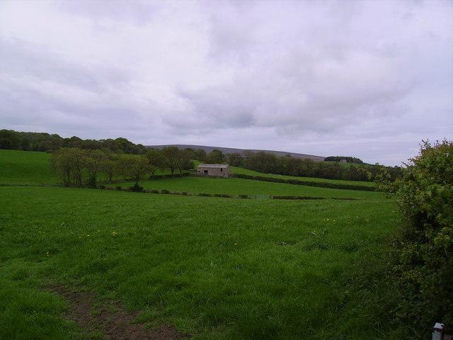 Barn Middle Birks Farm