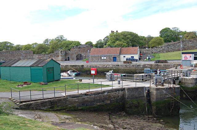 Harbour and Mill Port, St Andrews