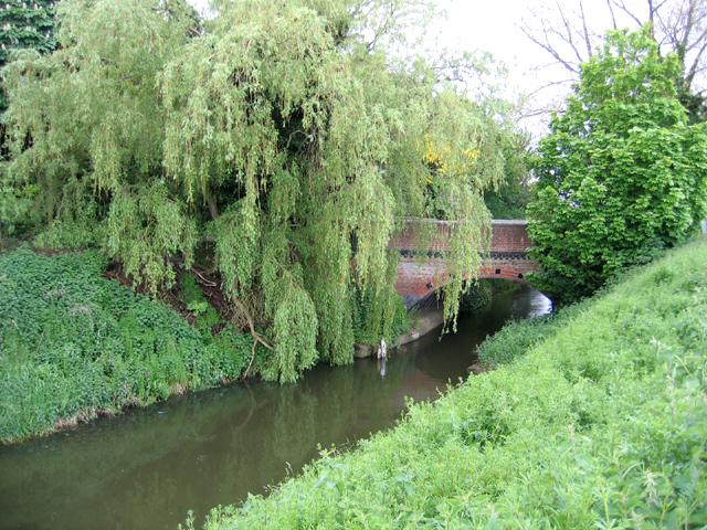 Risegate Eau bridge, Gosberton Marsh, Lincs