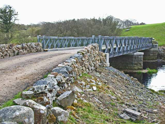 Bridge over the River Bladnoch