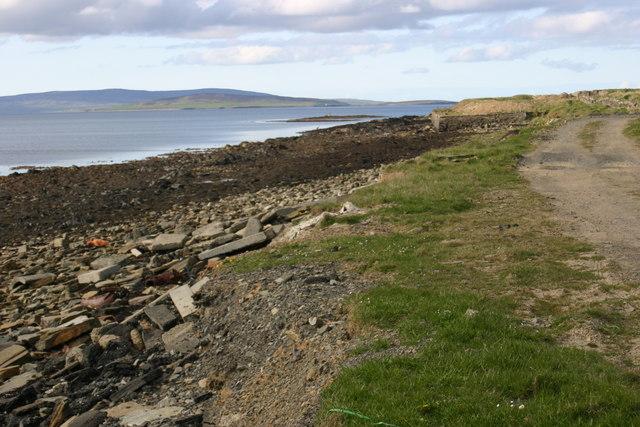 Foreshore Bay of Kirkwall