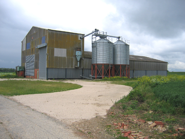 Farm building, Syke Mouth, Swineshead, Lincs