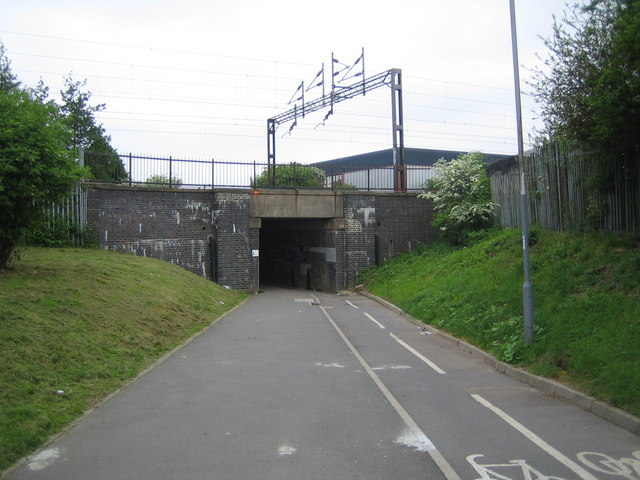 Kenton: Elmgrove Road subway