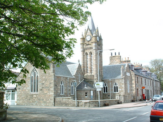Holyrood Chapel
