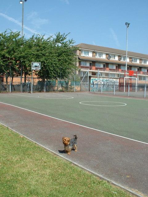 Nottingham Street Recreation Ground