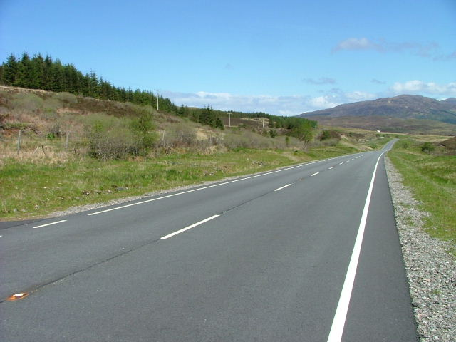 A851 Trunk Road