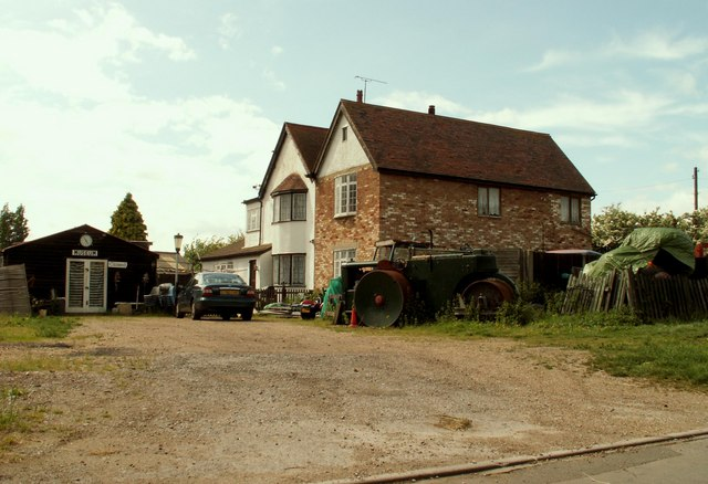 The Maldon & District Agricultural and Domestic Museum, Goldhanger, Essex