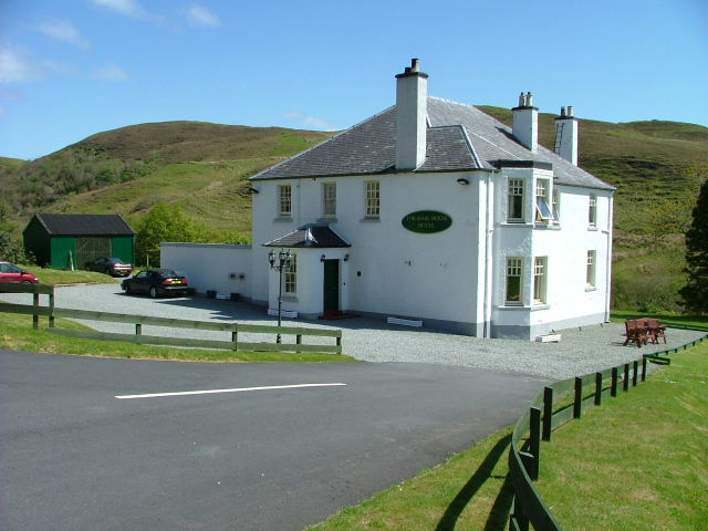 Torvaig House Hotel.