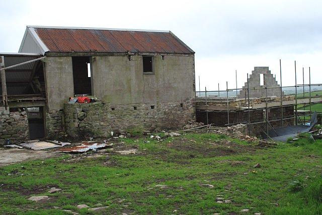 Rebuilding a Barn