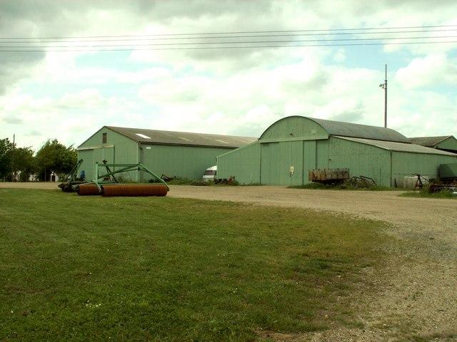 Garland's Farm, Tollesbury, Essex