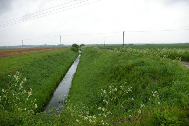 Appleby Old River Ancholme (Drain)