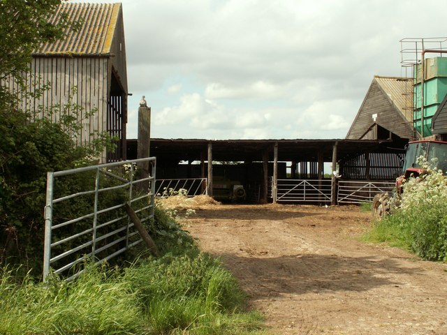 Bridge Farm, near Salcott-Cum-Virley, Essex