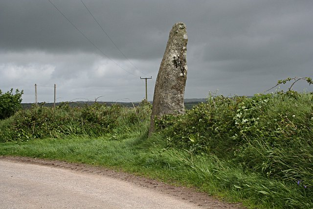 The Prospidnick Long Stone