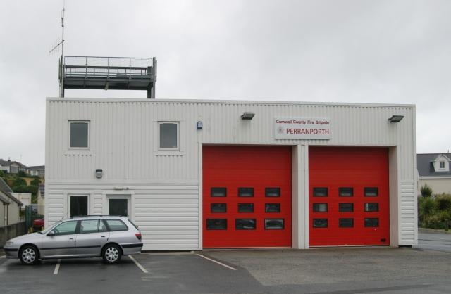 Perranporth Fire Station
