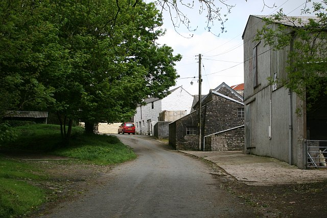 Farm Buildings at Releath