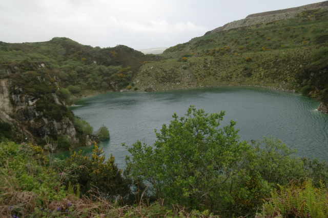 China Clay Pool, Hendra Downs