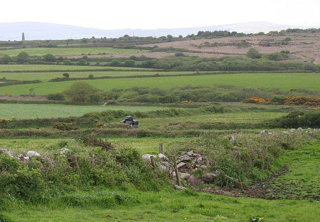 Farmland and Heathland