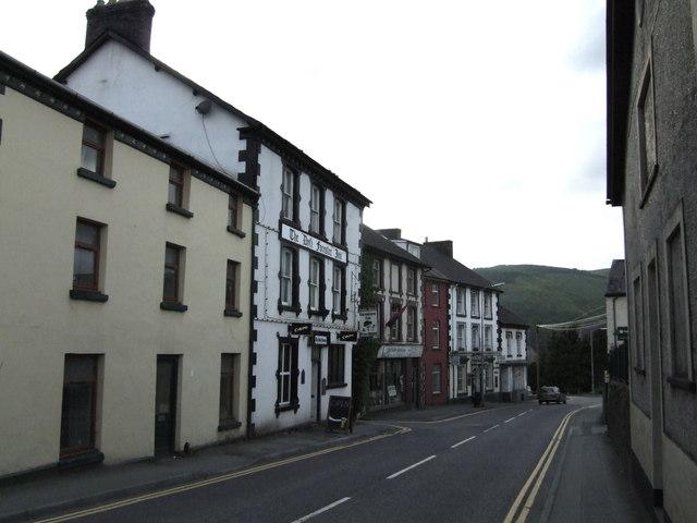 The Dyfi Foresters Inn, Machynlleth