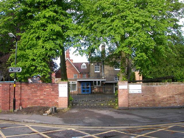 Rugby - Little Church Street