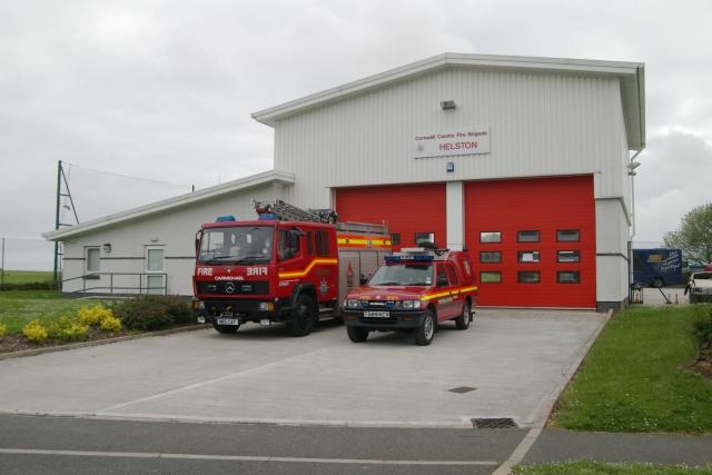 Helston Fire Station