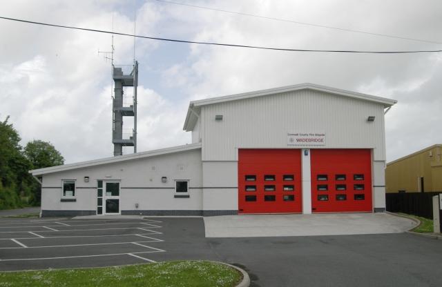 Wadebridge Fire Station