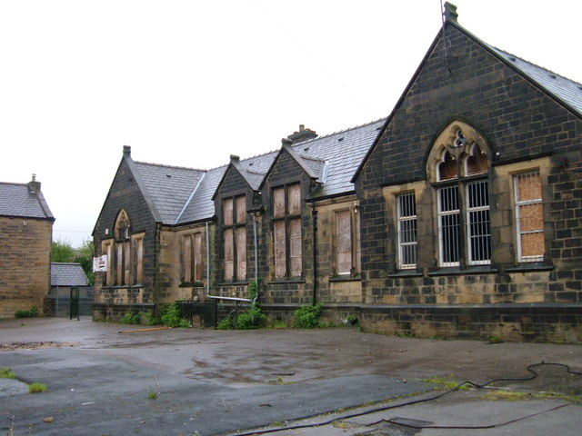 Cullingworth Infant Junior School.