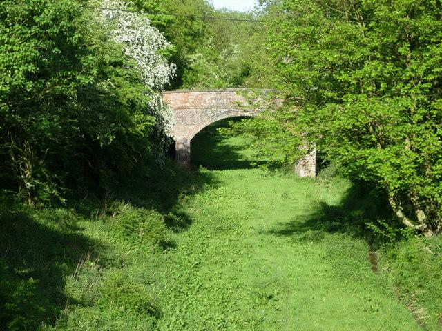 Dismantled Railway, Husbands Bosworth