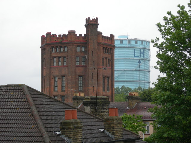 Southall Watertower