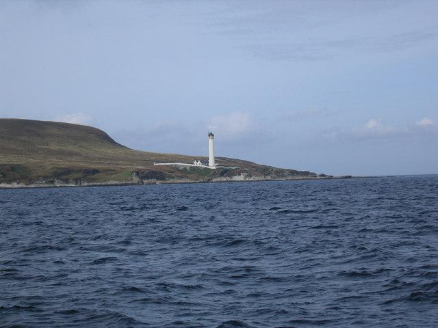 Rhuvaal Lighthouse, Islay