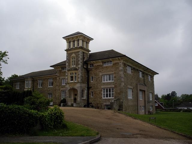 Victorian Building, Westfield Park