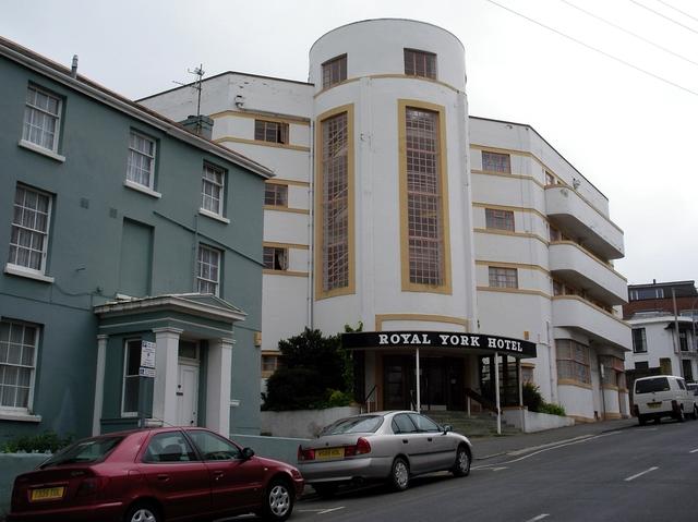 Royal York Hotel, Ryde