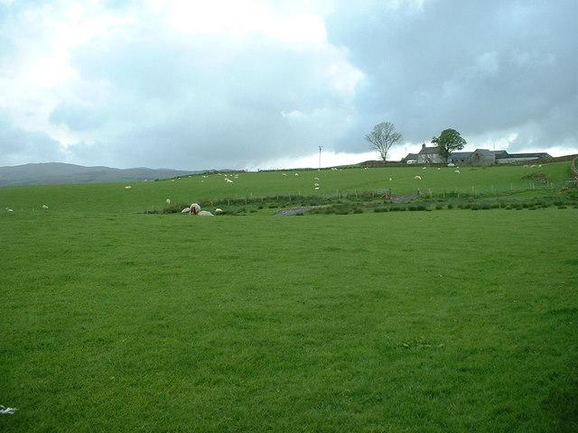 Hafodty-Gwyn farm