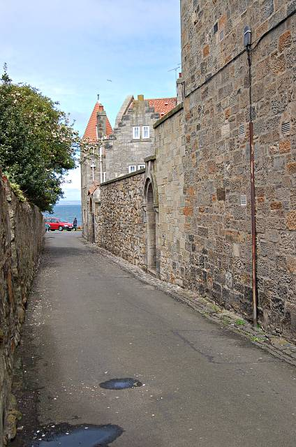 Gregory Lane, St Andrews