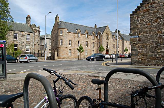 University offices, St Andrews