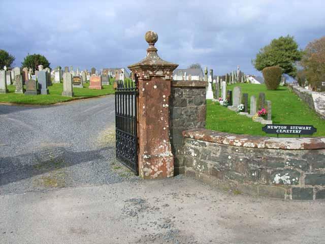 Newton Stewart Cemetery