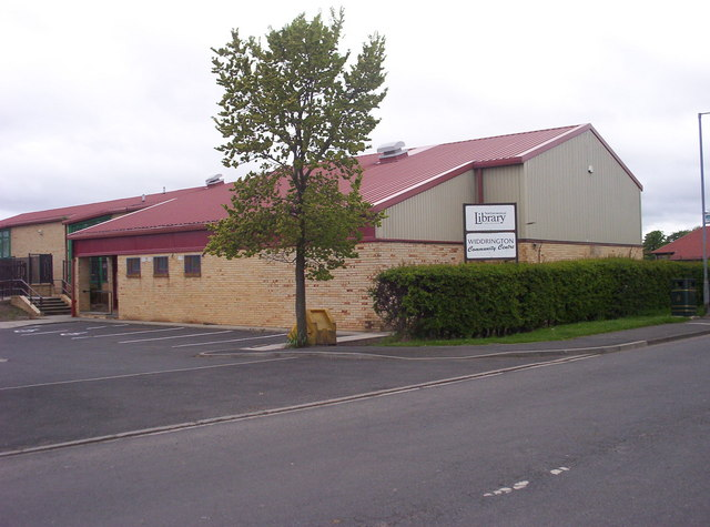 Widdrington Library