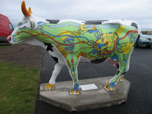 Alien Cow