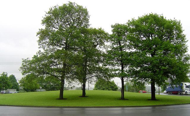 Hatfield Lane Roundabout