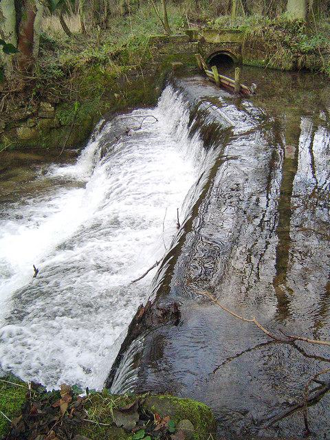 Thornton Beck Waterfall