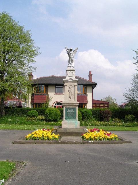 War Memorial, Kippax