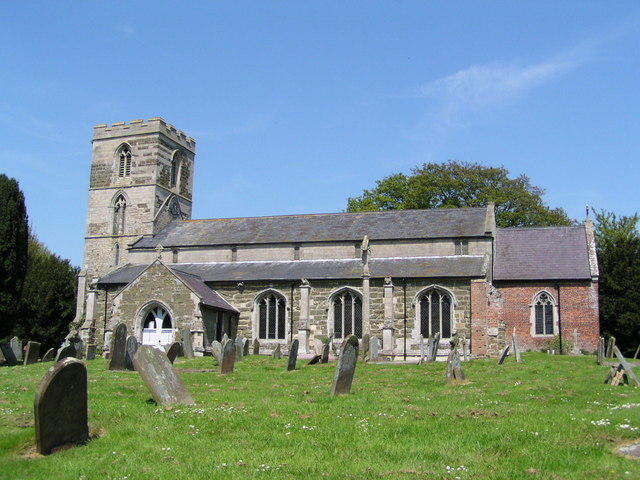 Parish Church of St. Margaret, Huttoft