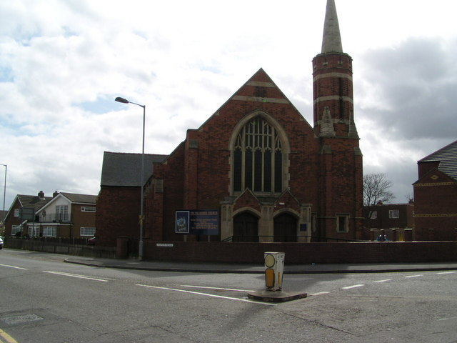 The Methodist Church, Sutton on Sea