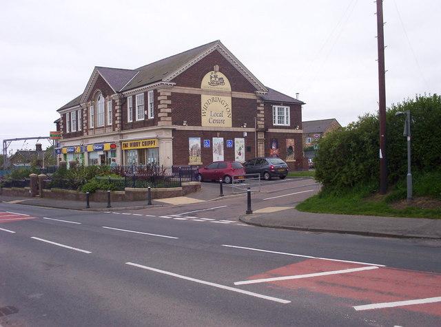 Widdrington Local Centre