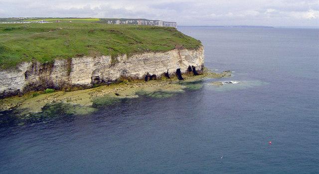 Flamborough Coastline