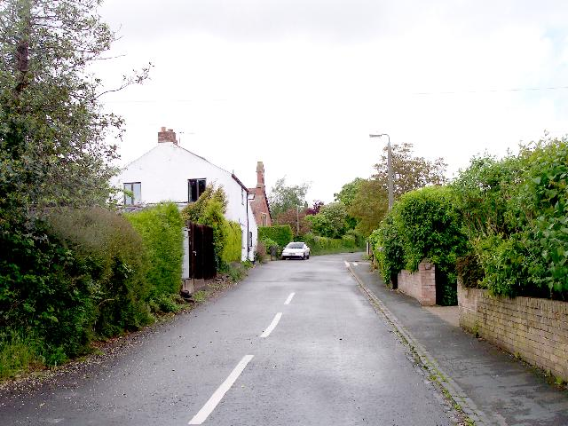 Chase Road, Upper Welland