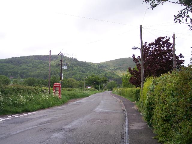 Black Hill from Upper Welland