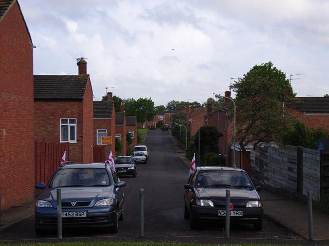 Wilmott Way, Winklebury