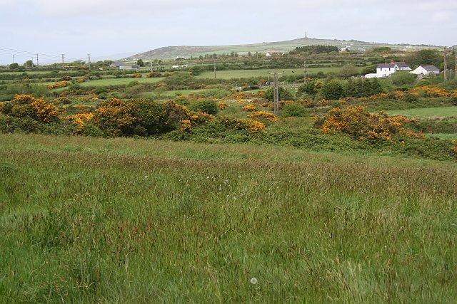 Chycarn Moor